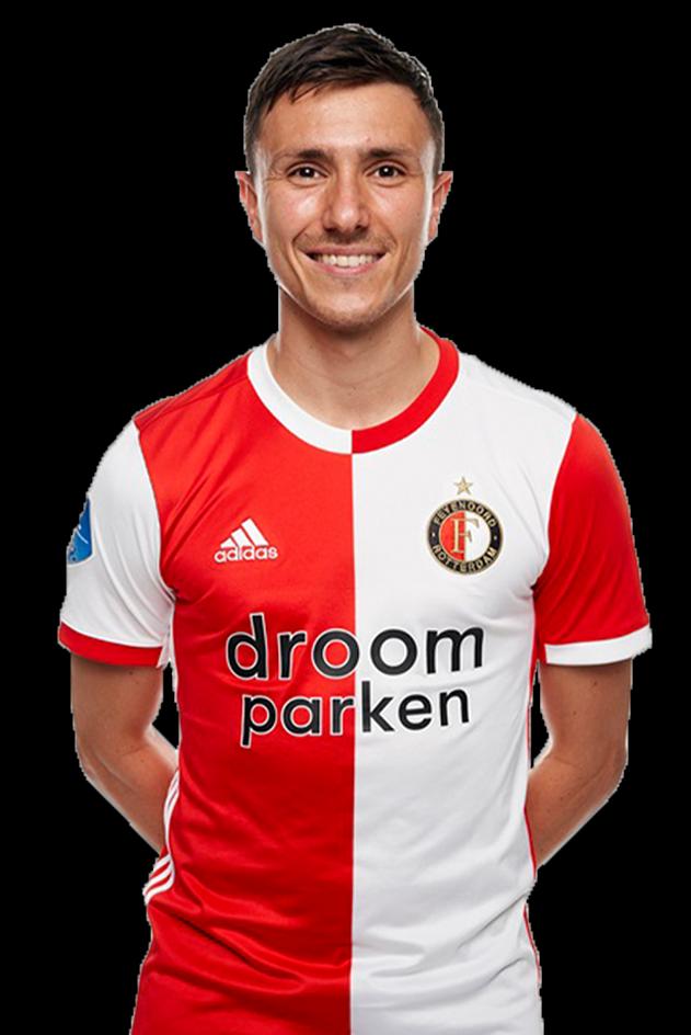 Steven Berghuis Feyenoord